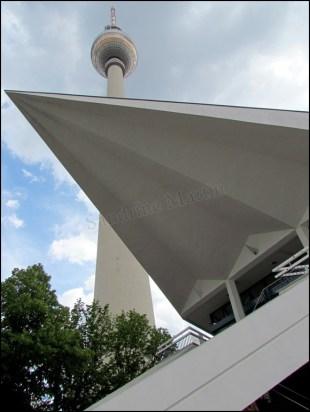 Berlin - Tour de Berlin 'Fernsehturm'
