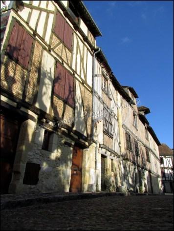 Dordogne - Bergerac - Au hasard des rues