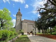 Lot - Rocamadour, château