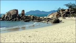 Sur la route entre Cairns et Airlie beach - Bowen - Horseshoe baie