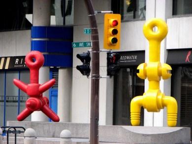 Calgary - Au hasard des rues - Arts