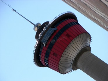 Calgary - Calgary tower