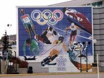 Calgary - Parc Olympique 1988