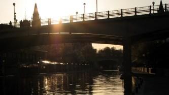 Ottawa - Rideau river