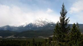 Parc national de Jasper - Look out