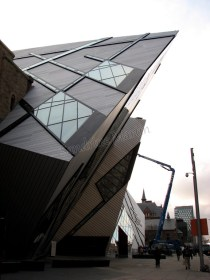 Toronto - Architecture, Royal Ontario Museum