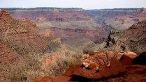 Arizona - Parc National Grand Canyon - Bright Angel Trail