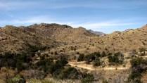 Arizona - Tucson - Mount Lemon, vue