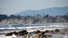 Californie - Santa Barbara - Arroyo Burro Beach