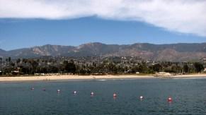 Californie - Santa Barbara - East beach