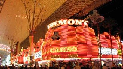 Nevada - Las Vegas - Fremont Street
