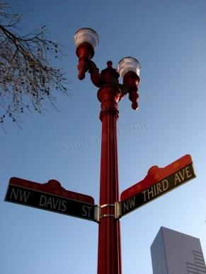 Oregon - Portland - Downtown - Chinatown