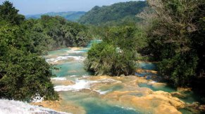 Chiapas - Site d'Agua Azul