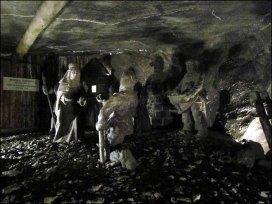 Cracovie - Wieliczka, Mine de sel, histoire de Cunegonde