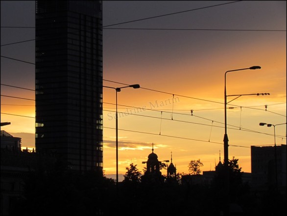 Varsovie - Au hasard des rues