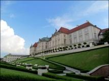 Varsovie - Château Royal de Varsovie
