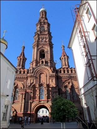 Kazan - Eglise Epiphanie et son clocher