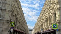 Moscou - Au hasard des rues