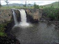 Orkhon Valley, cascade