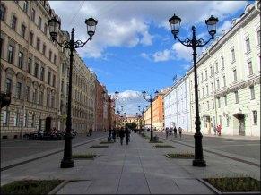 Saint-Pétersbourg - Au hasard des rues, vente de livres