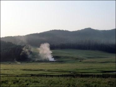 Source d'eau chaude 'Tsenkher'