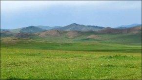 Sur la route d'Orkhon Valley