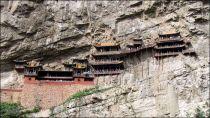 Le monastère suspendu