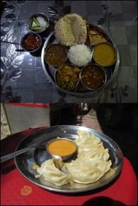 Katmandou - Restaurant, plats Thali et momo végétarien