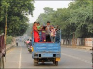 Fatehpur Sikri - Au hasard des rues