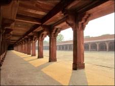 Fatehpur Sikri - Vieille ville - Maison de 'Birbal'