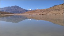 Himalaya - Vallée de Spiti -Dhankhar - Lac de Dhankhar