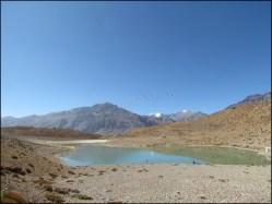 Himalaya - Vallée de Spiti - Dhankhar - Lac de Dhankhar