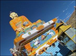 Himalaya - Vallée de Spiti - Langza - Bouddha