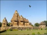 Khajuraho - Temple 'Vishwanath'