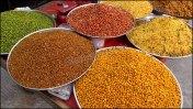 Rishikesh - Au hasard des rues, nourriture