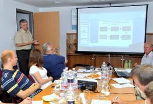 PMSZ Építési Tagozat 2012.09.05. - egy kép a vitából