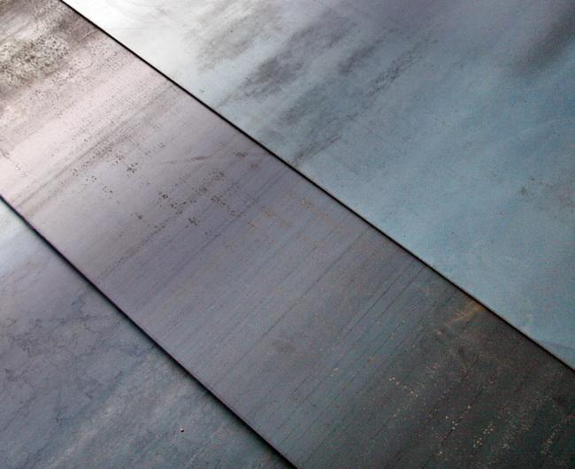 Metall Werk Zrich AG  Treppenverkleidung aus Schwarzblech
