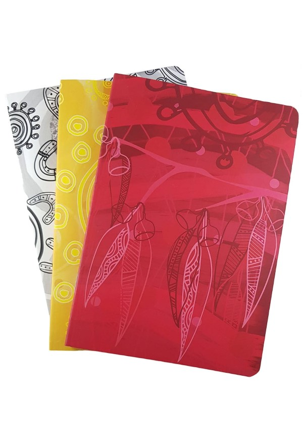 Earth Sun People Notebook Collection