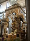 Interno della chiesa di Santo Spirito (foto da Wikimedia Commons)