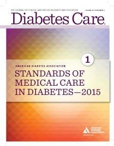 ADA 2015 guideline
