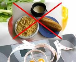 糖質制限ダイエットイメージ
