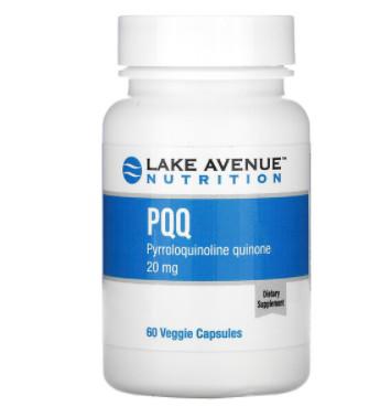 PQQ (пирролохинолинхинон)