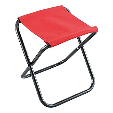 昔ながらの折畳み椅子
