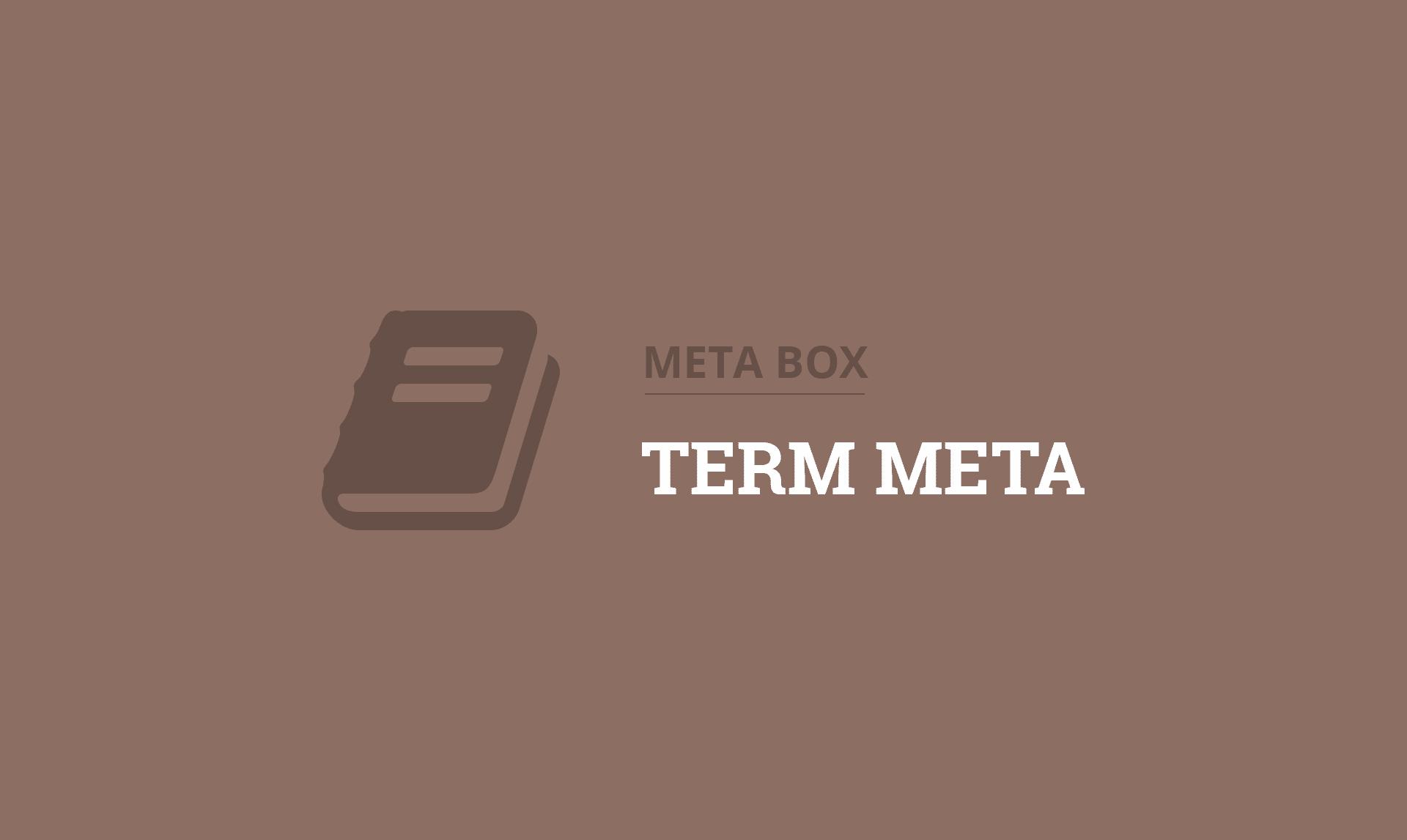 MB Term Meta