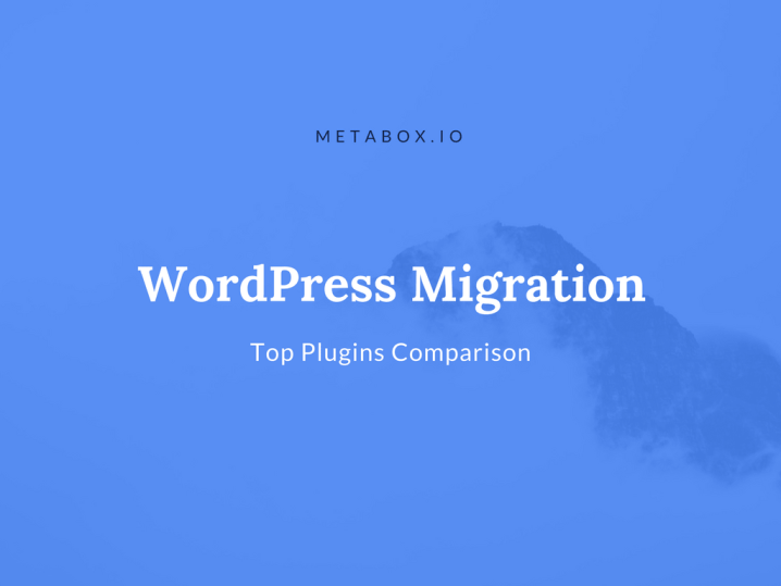 WordPress migration and backup plugins review