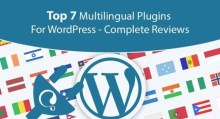 Top 7 Multilingual Plugins For WordPress - Complete Reviews