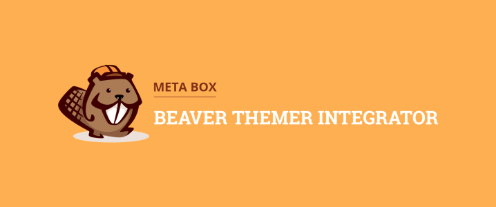 Beaver Themer Integrator