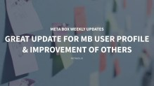Great Update for MB User Profile and Improvements of Others