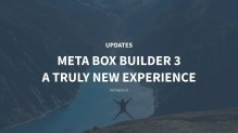 Meta Box Builder 3 - A Truly New Experience
