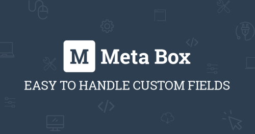 Meta Box offers a deal for Black Friday and Cyber Monday